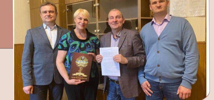 К-ПНУ підписав договір про співпрацю з Громадською організацією «Конфедерація поляків Поділля – ХХІ століття»